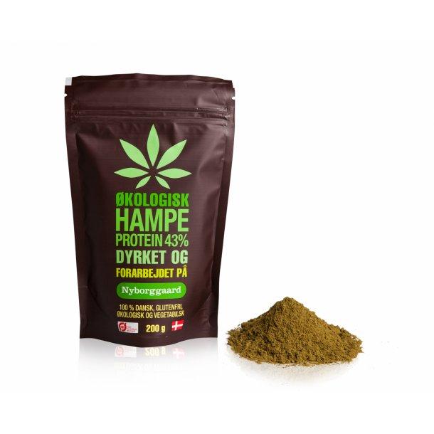 Hampeprotein 43 %, 200 g